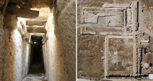 Archaeologists In Turkey Just Unearthed A 2,000-Year-Old Roman Sewer System In The Ancient City Of Tripolis