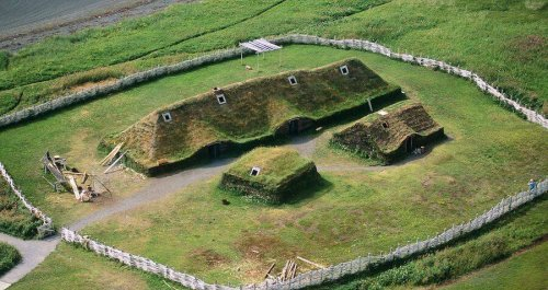 Scientists Confirm Vikings Settled In The Americas In 1021 — Almost 500 Years Before Columbus