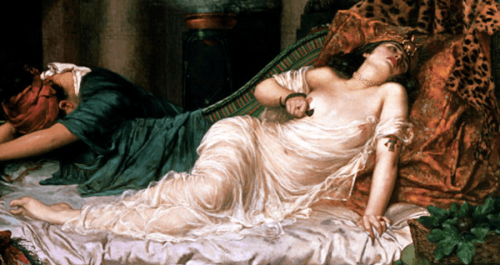 Did Cleopatra Really Kill Herself With A Cobra — Or Was She Murdered By The Romans?