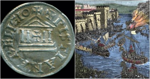 Silver Coins Buried In A Polish Farmer's Field May Have Been Ransom To Keep Vikings From Invading Paris