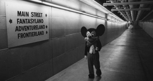 Inside The Secret Underground World Of Tunnels Sitting Right Below Disney's Magic Kingdom