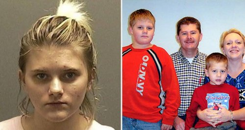 How Erin Caffey Masterminded The Murder Of Her Whole Family When She Was Just 16