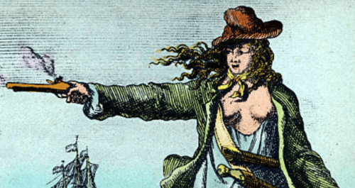'Lady Pirate' Anne Bonny Ruled The 18th-Century Caribbean — And Made Her Male Comrades Look Tame