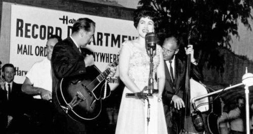 The True Story Of The Plane Crash That Killed Country Music Star Patsy Cline