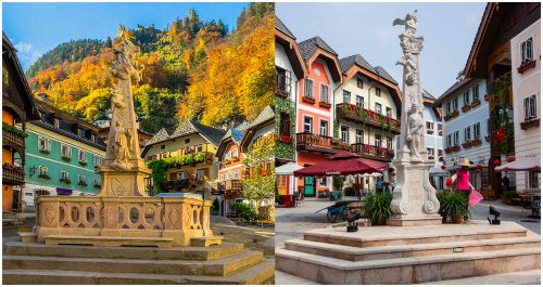 Inside The Billion-Dollar Chinese Town That's An Exact Replica Of A Fairy Tale Austrian Village