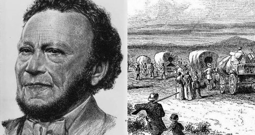 How George Washington Bush Became The First Black Pioneer To Settle In The Pacific Northwest