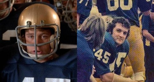 Why The Real-Life Story Behind 'Rudy' Is Even More Inspirational Than The Movie Depicted