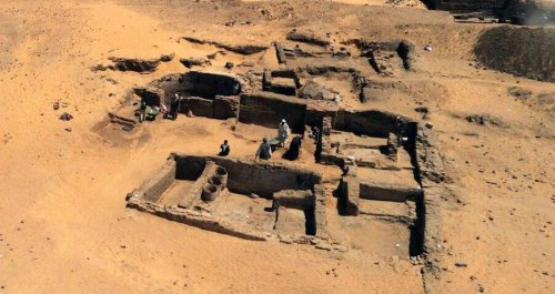 Archaeologists Just Discovered A Massive Medieval Cathedral Complex In Sudan Linked To A Lost Nubian Kingdom