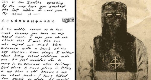 This Amateur Sleuth Says He Just Cracked The Zodiac Killer's Unsolved Ciphers — And Uncovered His Identity