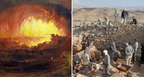 Archaeologists Uncover 'Cosmic Airburst' That Destroyed The Real-Life Biblical Sodom 3,600 Years Ago