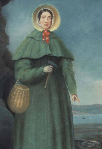 Meet Mary Anning, The 19th-Century Fossil Hunter Denied Credit By Prominent Male Paleontologists