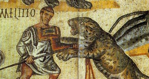 The Brutal And Bloody World Of 'Venationes', Ancient Rome's Staged Animal Hunts