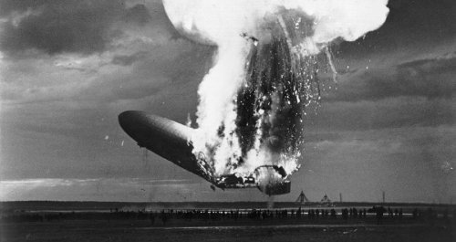 Previously Unseen Footage Of The Hindenburg Disaster Sheds New Light On Why It Exploded