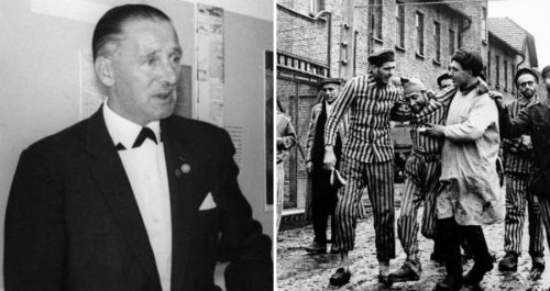 How Charles Coward Rescued Jewish Prisoners From The Nazis And Became Known As 'The Count Of Auschwitz'