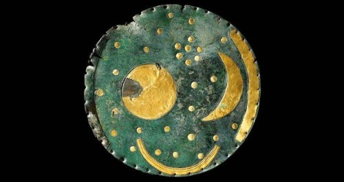 This Bronze Disk Might Be The Oldest Map Of The Sky Ever Discovered — And It's Still Shockingly Accurate