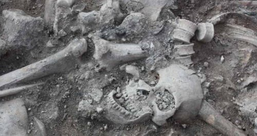 Archaeologists Uncover Mass Grave Filled With Warriors Who Were Brutally Killed In The Crusades