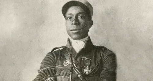 Eugene Bullard Fled Jim Crow In America — Then Became A WWI Hero In France