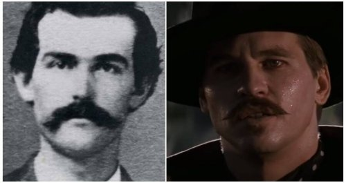 The True Story Of Doc Holliday, The Gunslinging Dentist Who Became A Wild West Legend