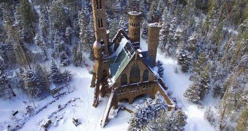 23 Jaw-Dropping Photos Of Colorado's Bishop Castle