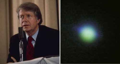 The Astounding Story Of Future President Jimmy Carter's 1969 UFO Sighting