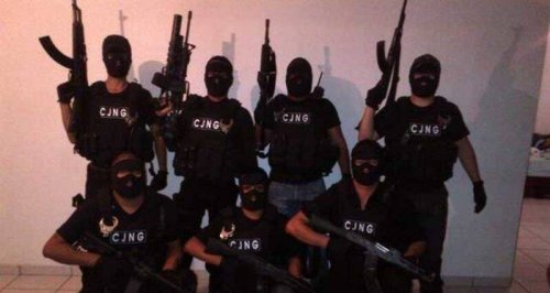 Deadly Mexican Cartel Member Caught Buying Weapons On eBay — With His Mom's Credit Card