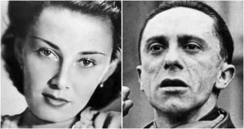 Inside The Doomed Love Affair Of Czech Actress Lída Baarová And Nazi Propaganda Minister Joseph Goebbels
