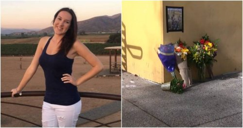 San Diego Woman Killed When A Man Leaping To His Death Lands On Her