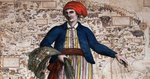 The Remarkable Voyage Of Jeanne Baret, The First Woman To Circumnavigate The Globe