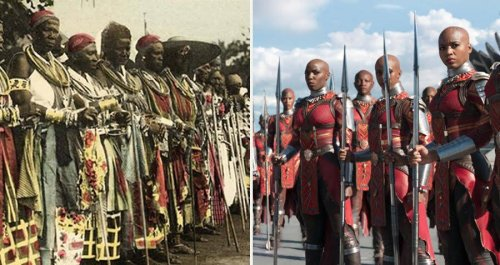Meet The Fierce Female Warriors Of 19th-Century West Africa Who Helped Inspire 'Black Panther'