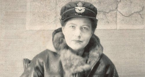 The Story Of Vera Atkins, The Fearless British Spymaster Who Inspired James Bond's Moneypenny