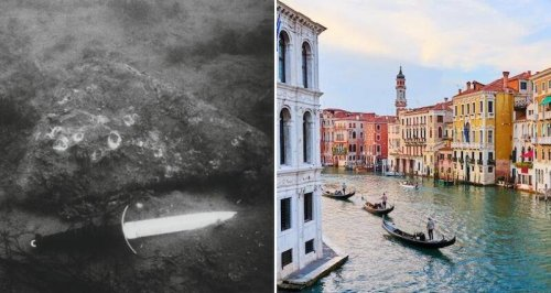 Divers Find Sunken Roman Settlement In The Venetian Lagoon That's 500 Years Older Than The City Itself