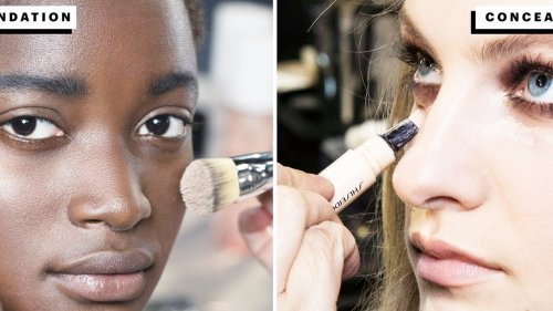 Should You Apply Concealer or Foundation First? Here's What Makeup Artists Say