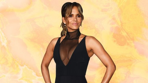 How Halle Berry Avoids Getting Breakouts After Working Out