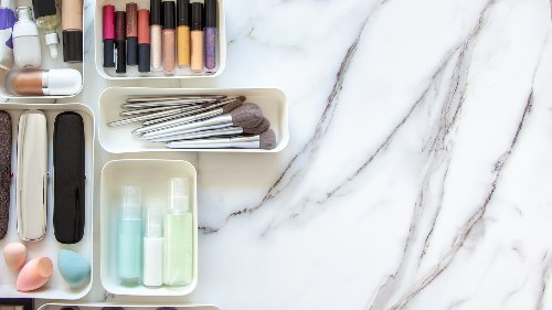 21 Makeup Organizers to Clear Up All Your Beauty Products