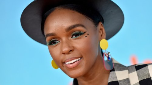 Janelle Monáe Wore a Curly Blonde Pixie Cut at the 2021 NAACP Image Awards