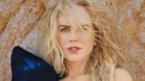 Nothing Keeps Nicole Kidman From Her Work, Not Even a 102-Degree Fever