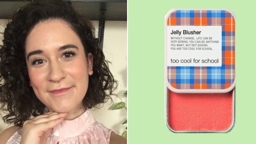 I Tried Orange Blush, the Japanese Makeup Trend That's All Over Pinterest