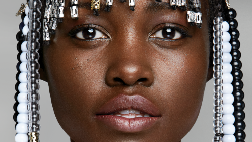 Lupita Nyong'o Opens Up About the Looks She and Her Hairstylist Created for Allure's March Issue