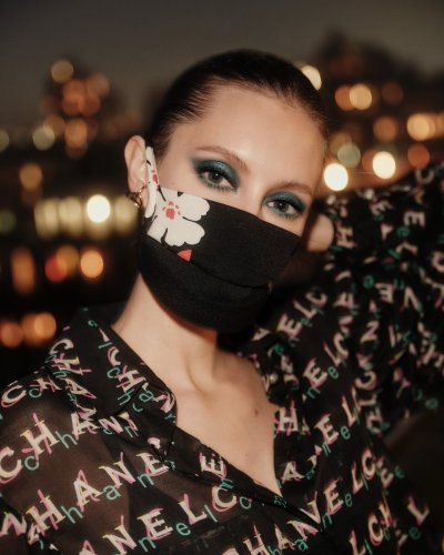 Bold Eye Makeup Looks to Wear With Your Face Mask