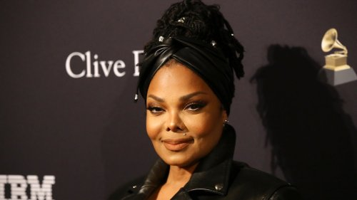 Janet Jackson's Black and Blue Box Braids Combine Two of Fall's Biggest Hair Trends