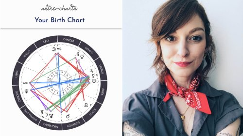 Everything I Learned About Love When Astrologer Jessica Lanyadoo Read My Birth Chart