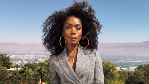 """Stop Asking Angela Bassett Why She Looks """"So Young"""" for Her Age"""