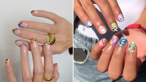 Fresh Nail Art Ideas From Manicurists Around the World