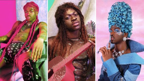 """Every Jaw-Dropping Beauty Look in Lil Nas X's """"Montero (Call Me By Your Name)"""" Music Video"""