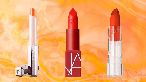 14 Orange Lipsticks That Look Amazing on Every Skin Tone