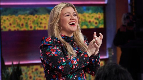 Kelly Clarkson Is Happy to Report That She and Her Husband Have a Very Active Sex Life