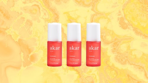 Akar Eye Serum is a Clean, Hydrating Oil That Moisturizes Without Causing Makeup Smudges