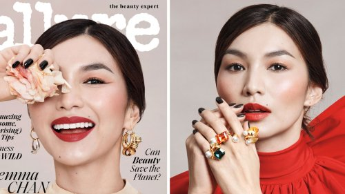 Gemma Chan Wants to End Whitewashing — In Hollywood and in History Books