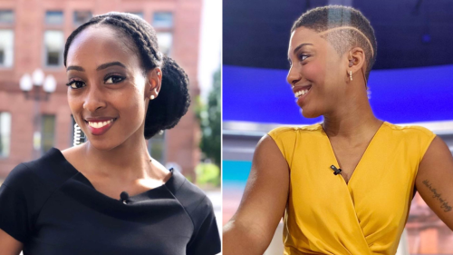 """Black Newscasters Are Redefining What It Means to """"Look Professional"""" On-Air"""