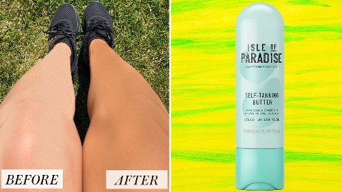 Isle of Paradise's New Self-Tanner Makes My Bronze Dreams Come True